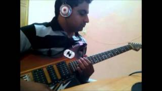 Yaarian (Amrinder Gill) Guitar Lead cover by Manish