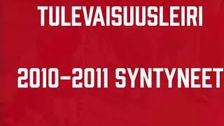 Juniori-Ässät - Tulevaisuusleiri (2010-2011 syntyneet) Day #2