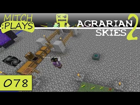 Portal Park Planning in Agrarian Skies 2 - Part 78