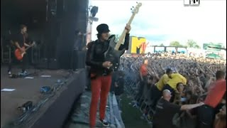 Simple Plan - Me Against The World - Live  @MTV  Campus Invasion