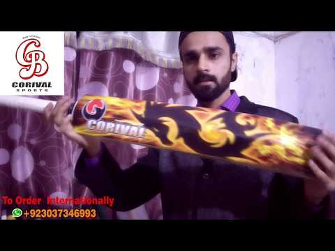 Prices of Tapeball and Hard Tennis Cricket Bats  | Corival Sports Sialkot