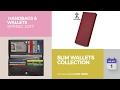 Slim Wallets Collection Handbags & Wallets Spring 2017