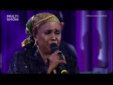 Sandra de Sá e Thiaguinho - Bye bye tristeza