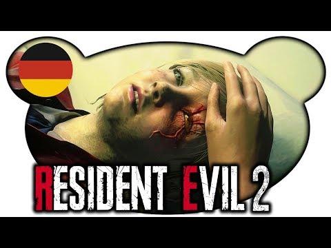 Kommt jede Hilfe zu spät? - Resident Evil 2 Remake Claire ???????? #10 (Horror Gameplay Deutsch)