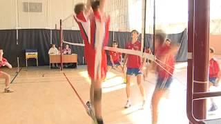 видео День рождения волейбола
