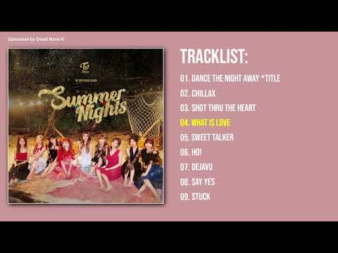 Download 전곡 듣기 Full Album Twice 트와이스 Special Album Summer