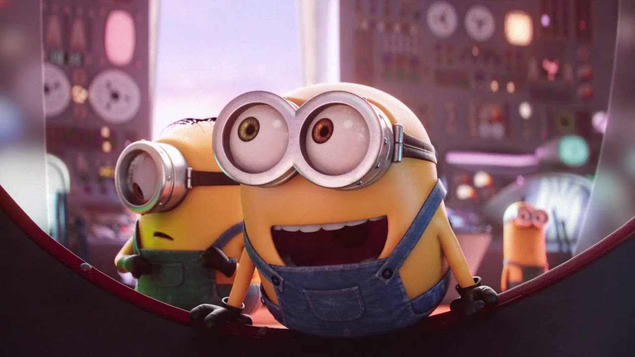 Download Minions (2015) Scarlet Overkill (Part 5)