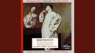 Sonate No. 5 en Ré majeur, Op. 102: Allegro con molto sentimento d