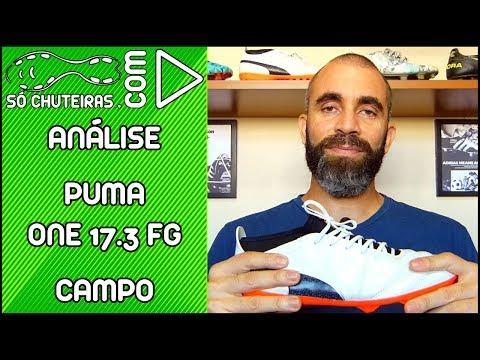 Chuteira Puma One 17.3 FG (Campo) - Análise - Blog Só Chuteiras d0fc51d55db75