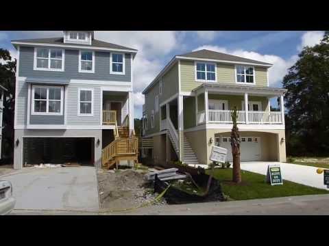 Jarvis Creek Park New Homes on HiIlton Head Island