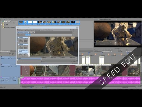 SPEED EDIT #1 : How to make an edit in 45min (ft. Ligie) - 동영상