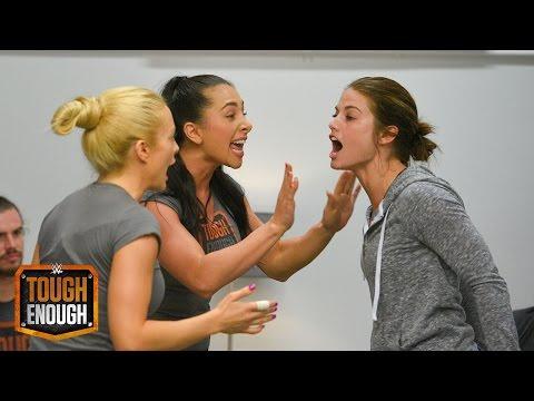 Sara Lee finally explodes: WWE Tough Enough, July 21, 2015