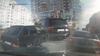 Дорожные лихачи Сургута