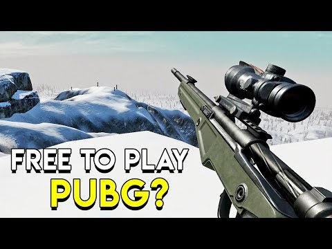 A Free to Play PUBG? - Ring of Elysium (ROE)