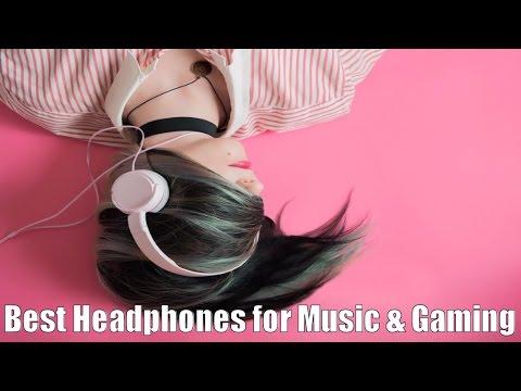 Best Headphones for Music & Gaming 2017   #Headphones