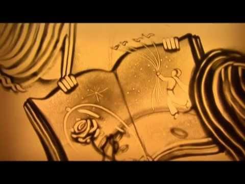 Sand show/Песочное шоу Art BoTa -сказки на ночь 1