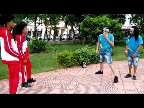 Gran planche - Berlito MT Y El Yonal Contreras Vs Moises Y Albin - Anonymous Boyz Vs A Y M Dancer