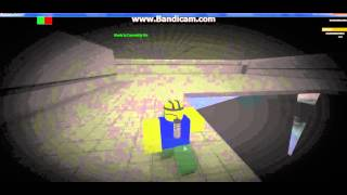 ROBLOX SCP CB: SCP-3100 Demonstration