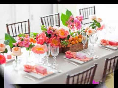 Easter table setting decor ideas & Easter table setting decor ideas - YouTube