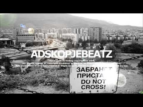 AD Skopje - Unexpected Days (Rap/Hip Hop Instrumental)