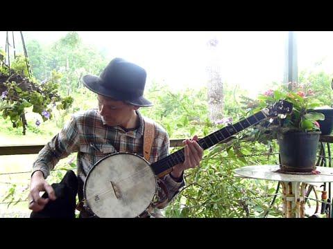 I Shall Not Be Moved - Davey Bob Ramsey on the 5-string banjo