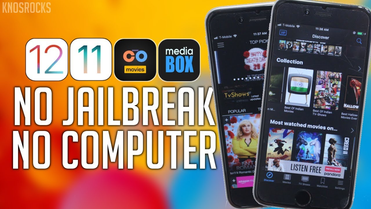 Get CotoMovies & MediaBox HD iOS 12 - 12 4 NO JAILBREAK / PC Watch Free  Movies & TV Shows
