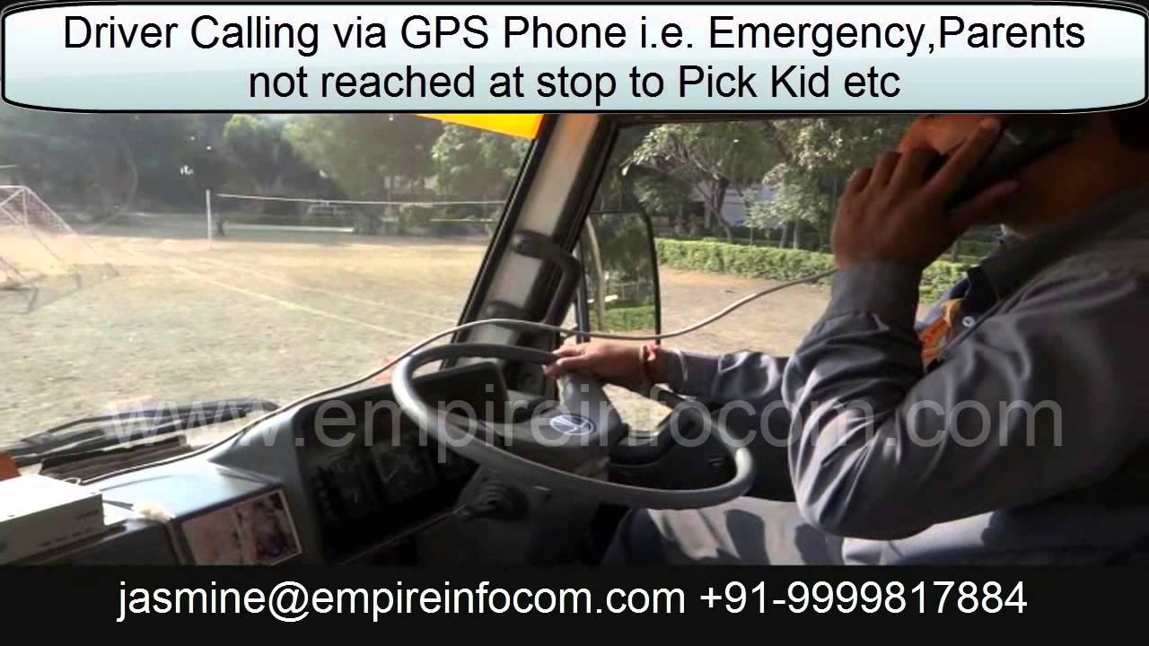 School Software - Award winning School Bus +GPS Phone Tracking with  integrated Biometrics