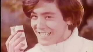 昭和47年(1972年)のCM。音声は後から足したものなので、当時のナレーシ...
