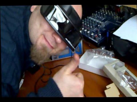 Nintendo Famicom 3D System Unboxing - Antonio Bonanno