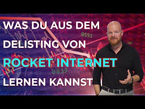 Was Du aus dem Delisting von Rocket Internet lernen kannst!