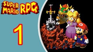 Super Mario RPG playthrough pt1 - Business As Usual...Or Is It?