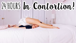 Doing Everything In Contortion For A Day!
