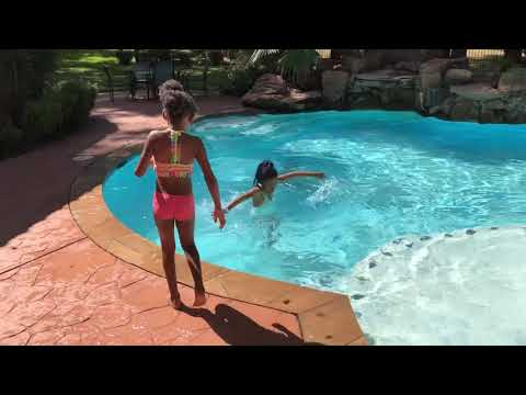 The Best Cannon Ball is Liese, Lexi, Antoinette or 6 foot cousin LJ!