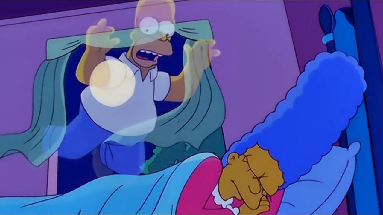 Гомер Симпсон призрак & Добрые дела или как попасть в рай