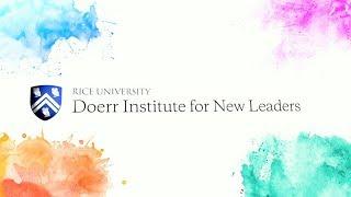 Tom Kolditz Director of Rice University's Doerr Institute for New Leaders