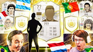 ABSOLUTE DUB PRIME ICON PACK YES!!!! - FIFA 21 ULTIMATE TEAM PACK OPENING
