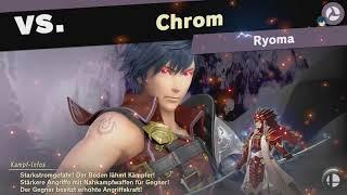 Super Smash Bros. Ultimate - Ryoma