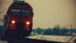 """ДС3 с двухгруппным поездом """"ГАЛИЧИНА"""" и """"КИЕВ ЭКСПРЕСС"""""""