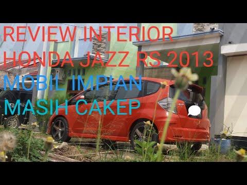 Review interior honda jazz rs 2013
