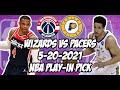 Washington Wizards vs Indiana Pacers 5/20/21 NBA Play In Free NBA Pick and Prediction NBA Betting