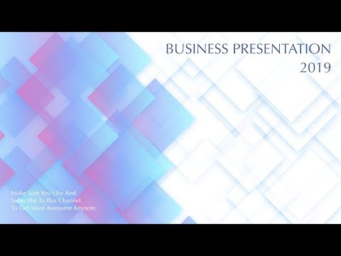 keynote presentation | Nikkies Tutorials