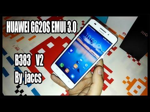 HUAWEI G620S EMUI 3.0 - B383 V2 By Jaccs