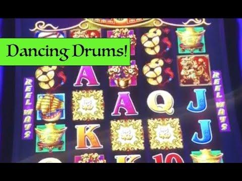 Dancing Drums Big Wins More🥁🥁🥁 Youtube