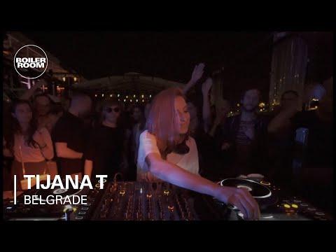 Tijana T Boiler Room Belgrade DJ Set