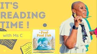 Bedtime ABA Storytelling Series | Pout Pout Fish #READALOUD
