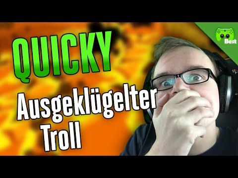 AUSGEKLÜGELTER TROLL 🎮 Quicky #140 | Best of PietSmiet
