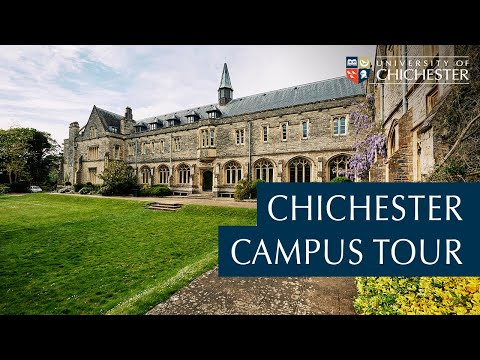 Chichester Campus Tour   University Of Chichester
