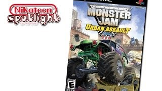 Spotlight Video Game Reviews - Monster Jam: Urban Assault (PS2)