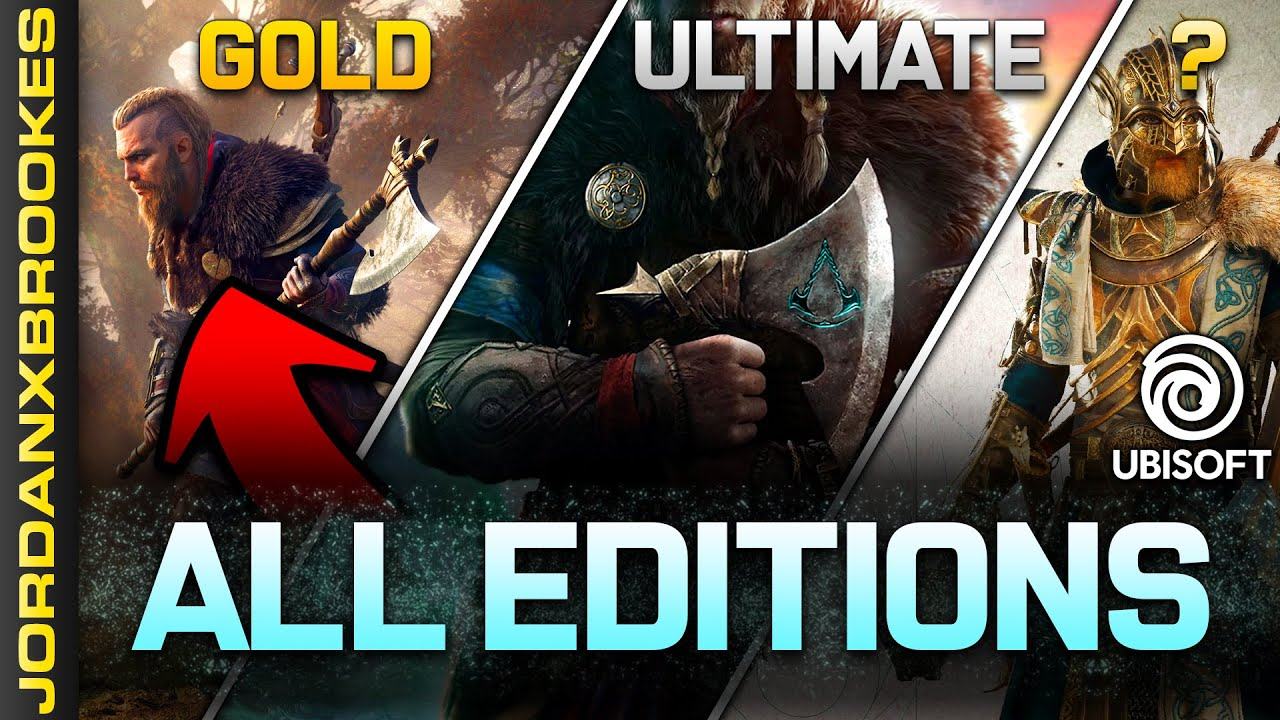 Assassin S Creed Valhalla Editions Explained Season Pass Details Bonus Content Prices And More Youtube