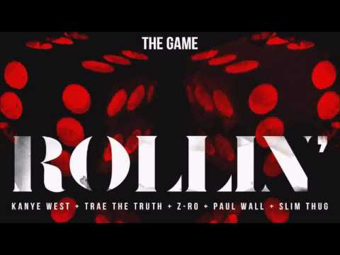 The Game • Rollin (ft. Kanye West, Paul Wall, Trae The Truth, Slim Thug, & Z-Ro)